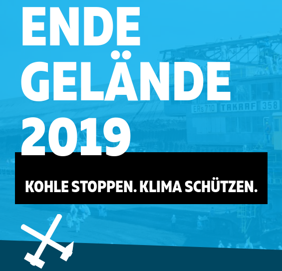 "19. bis 24.06.2019: ""No Future"" for RWE!"
