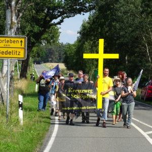 Kreuzweg Gorleben-Garzweiler vom 14.-21.07. in Ostwestfalen-Lippe