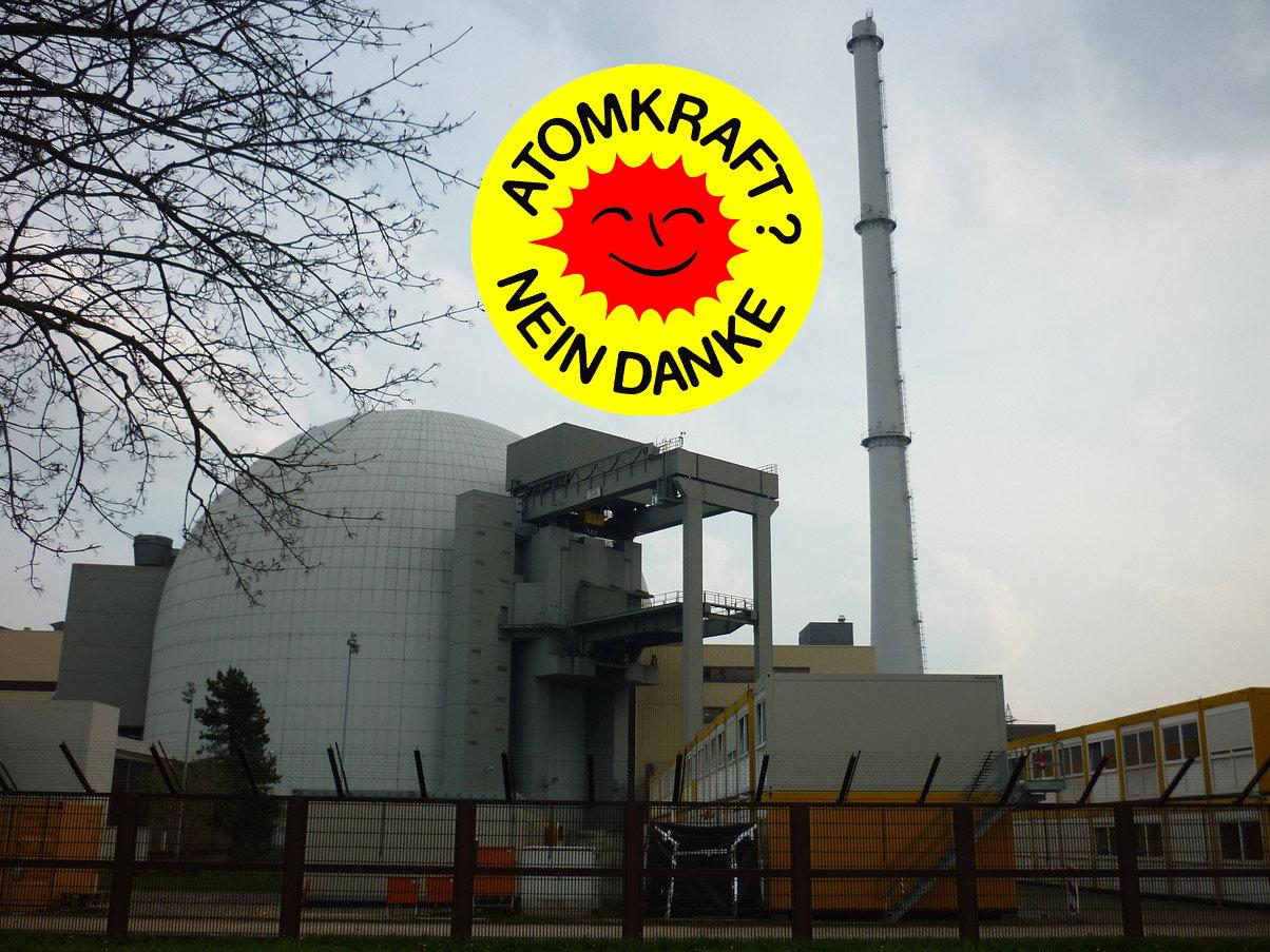 Abschaltung des AKW Grohnde wegen Weser-Temperatur?