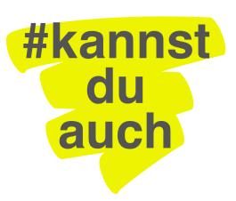 #KannstDuAuch: Podcasts und Webinare für 100% erneuerbare Energie