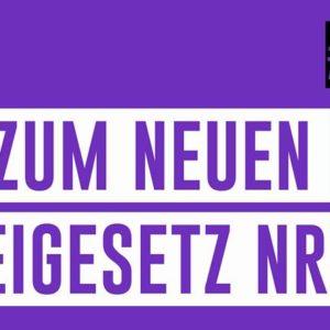 Nein zum neuen Polizeigesetz NRW! 30.6.2018 Demo in Bielefeld